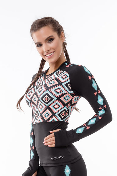 Mexico Long Sleeve Shirt - BarbellPrincessUsa