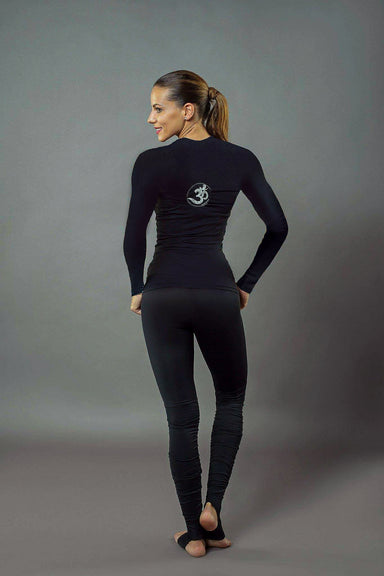 Om Long Sleeve Shirt - BarbellPrincessUsa