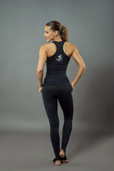 Om Yoga Slim Shirt - BarbellPrincessUsa