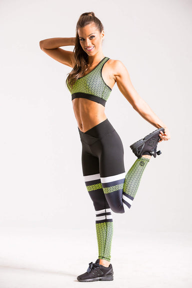 Scaly Fitness Leggings - BarbellPrincessUsa