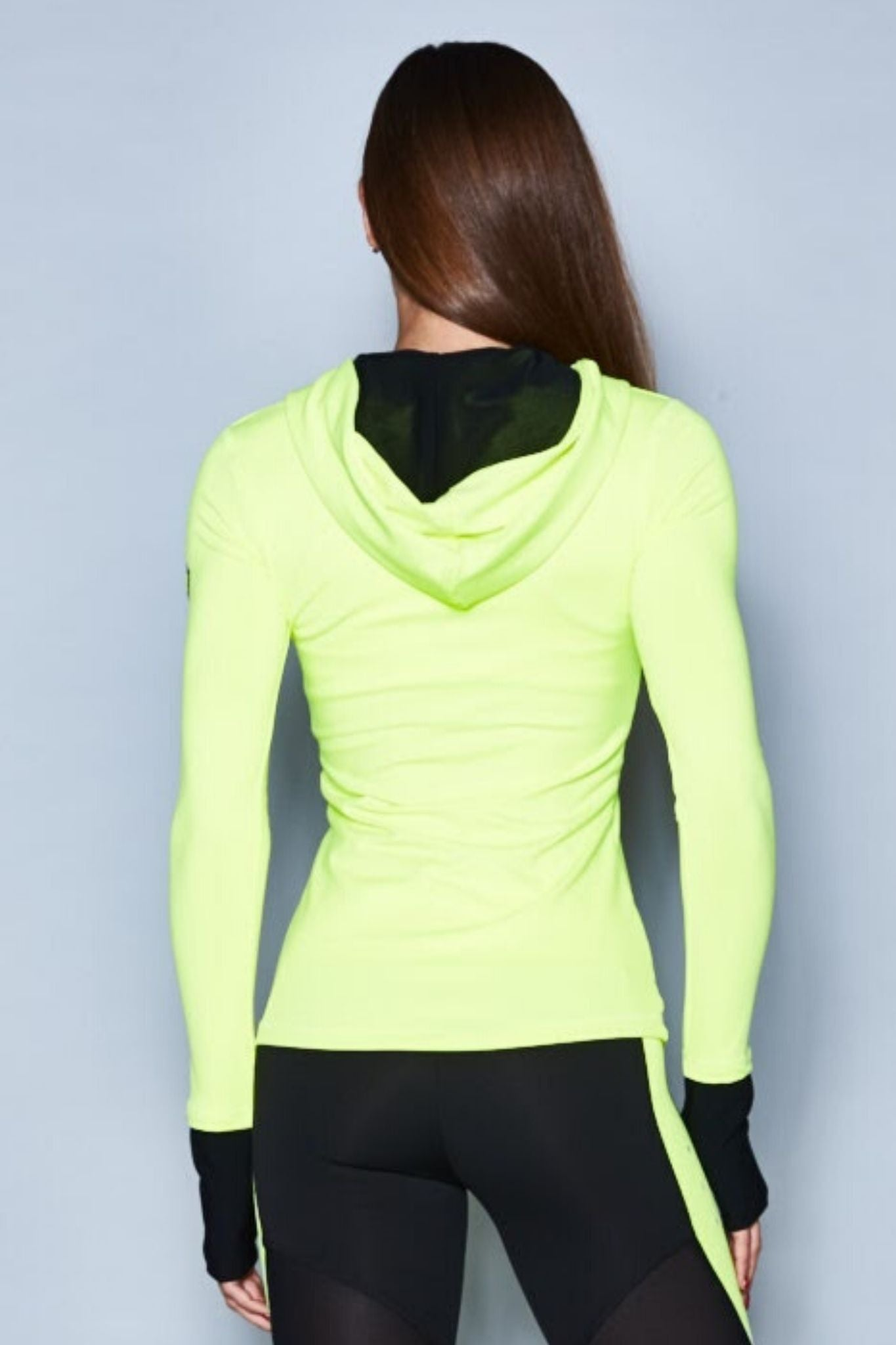 Speed Long Sleeve Zipped Shirt - BarbellPrincessUsa
