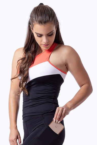 Timella Slim Shirt with Removable padding - BarbellPrincessUsa