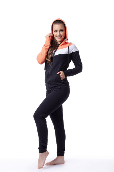 Timella jogging Suit set Hoodie+pants - BarbellPrincessUsa