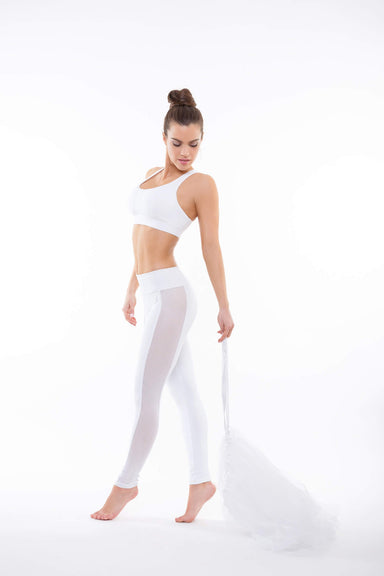 Vichy  Yoga Legging - BarbellPrincessUsa