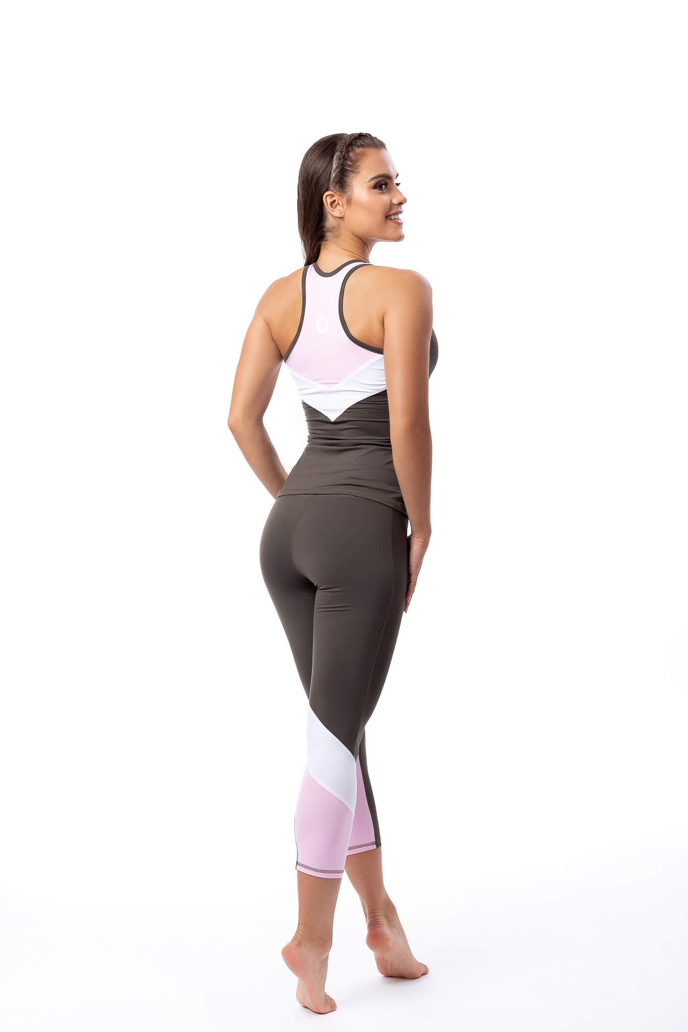 Zipp Fitness Tank Top - BarbellPrincessUsa