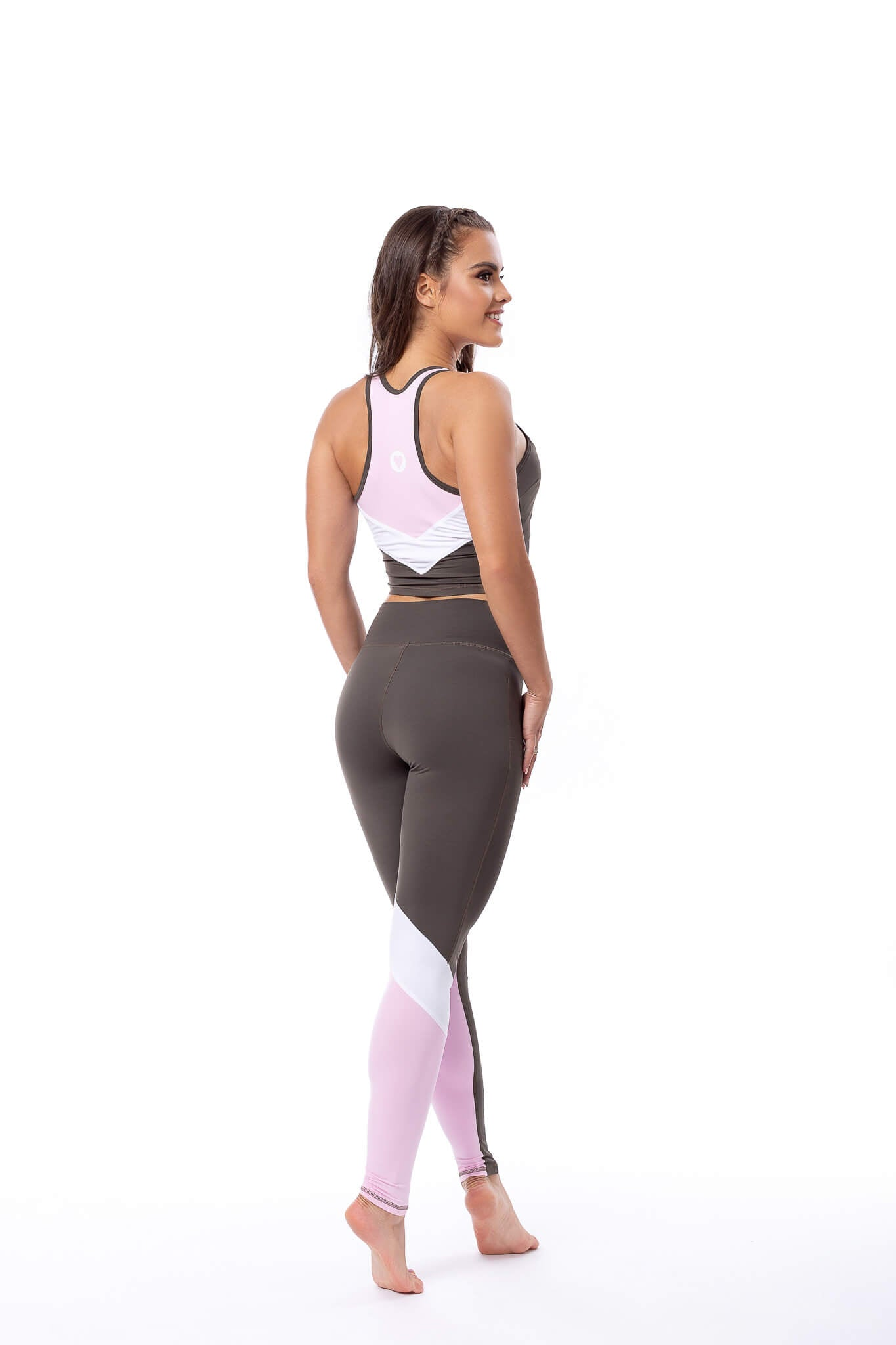 Zipp Fitness Leggings - BarbellPrincessUsa