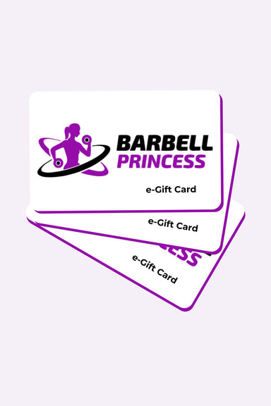 Gift Card - BarbellPrincessUsa