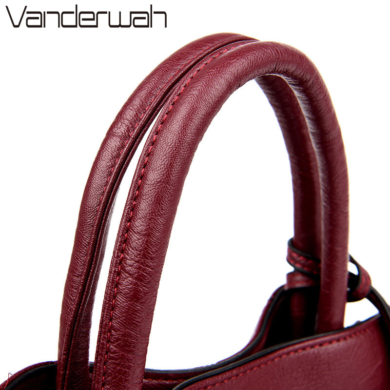 Sack a top luxury leather women handbags designer bags high quality women shoulder bag woman handbag messenger bag