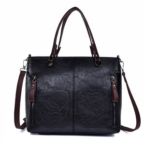 Luxury Premium Tote Bag Leather Handbag