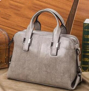 Women Genuine Leather handbags Totes Messenger Bags