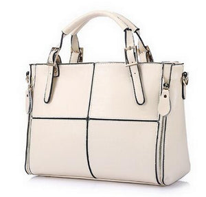 women brand handbag top handle Bolsos Mujer shoulder bags