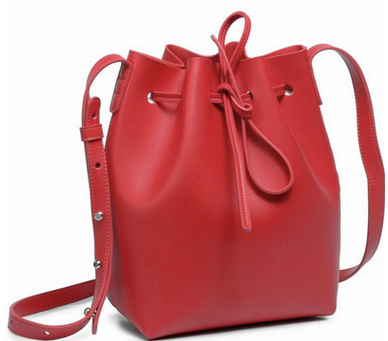 women Split leather MINI shoulder bag