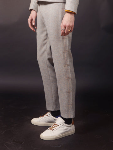 PAIGE-CROPPED WOOL TROUSER