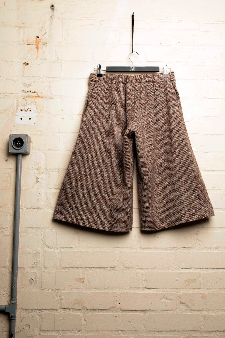 POLA – TWEED SHORTS