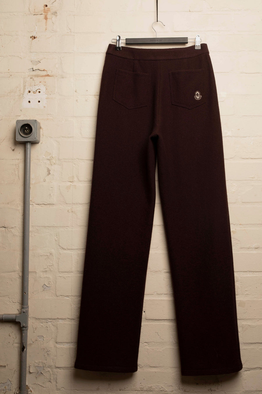 PALO – WIDE LEGGED JERSEY TROUSER