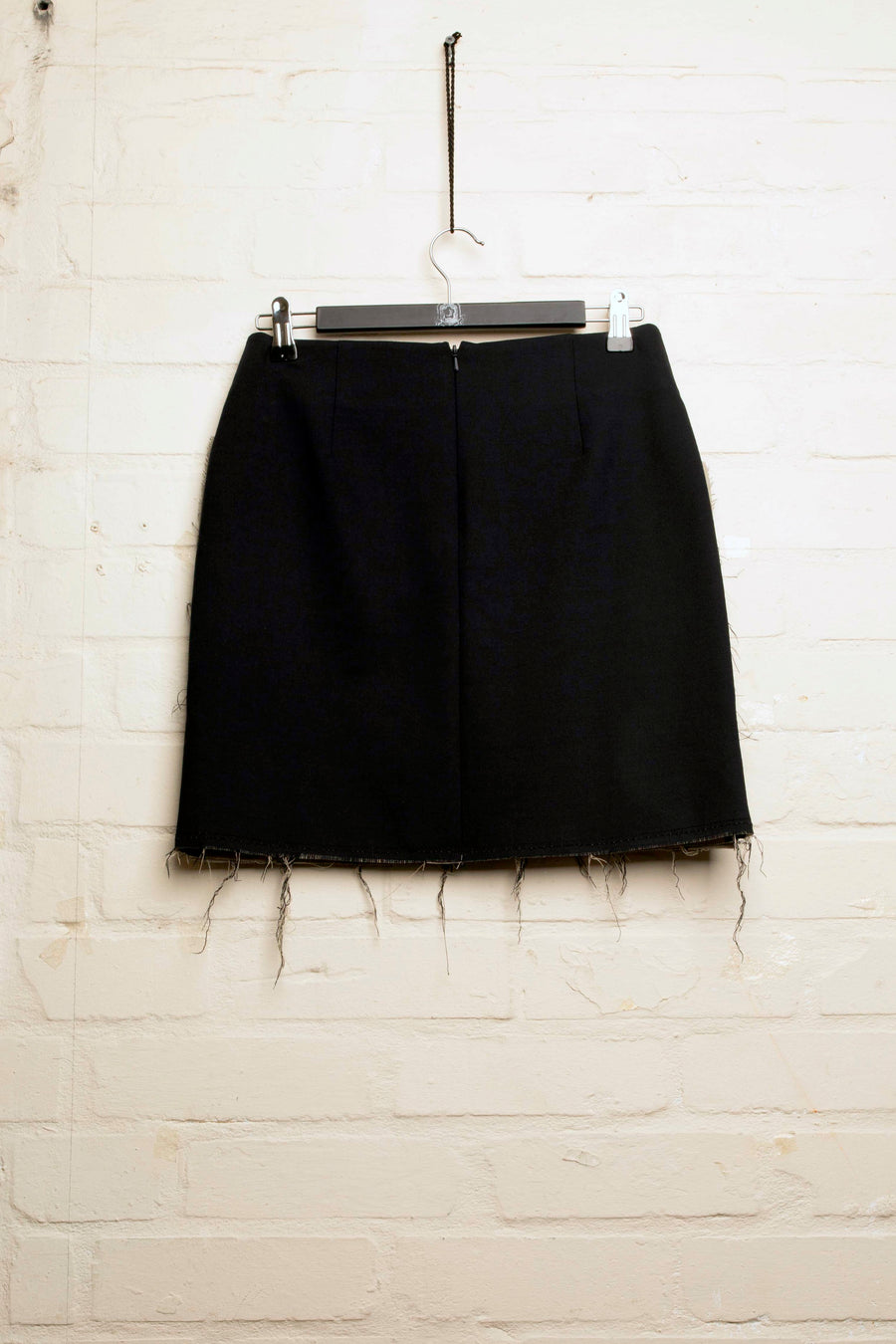 STULL – DOUBLE LAYERED MINI SKIRT