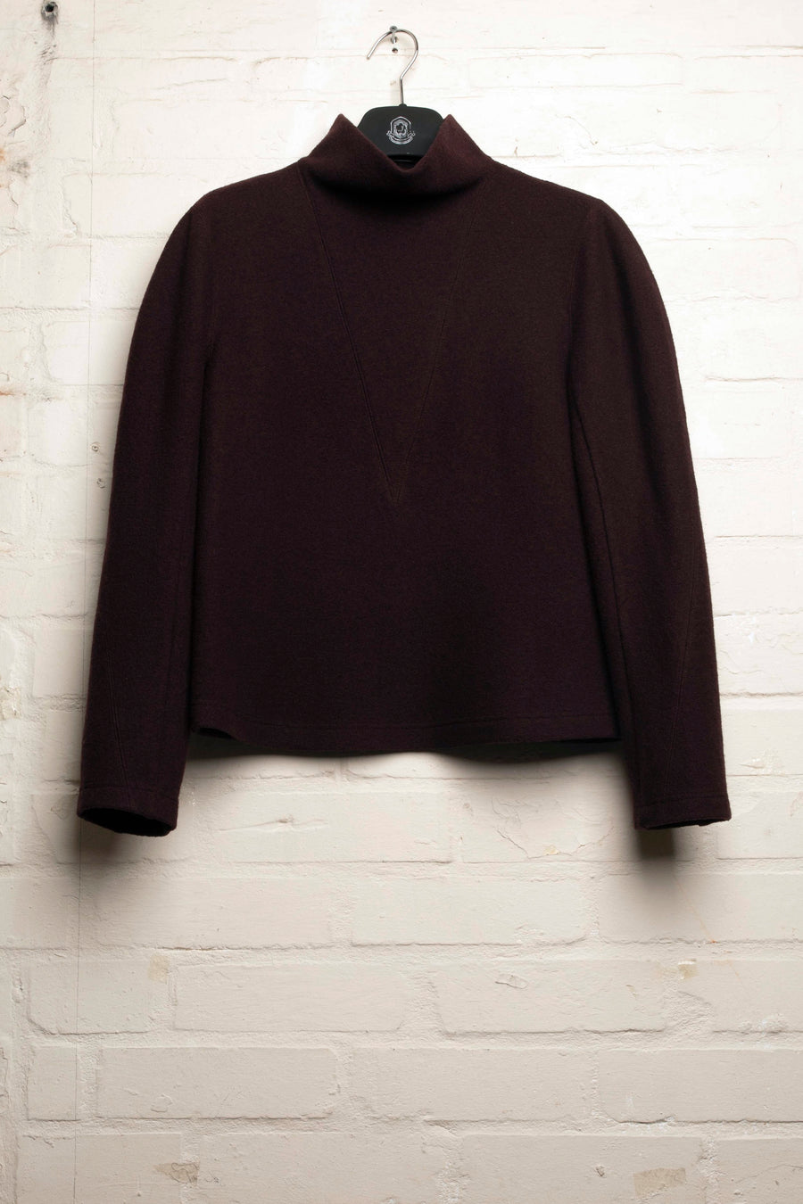 TRE – TURTLE NECK SWEATSHIRT