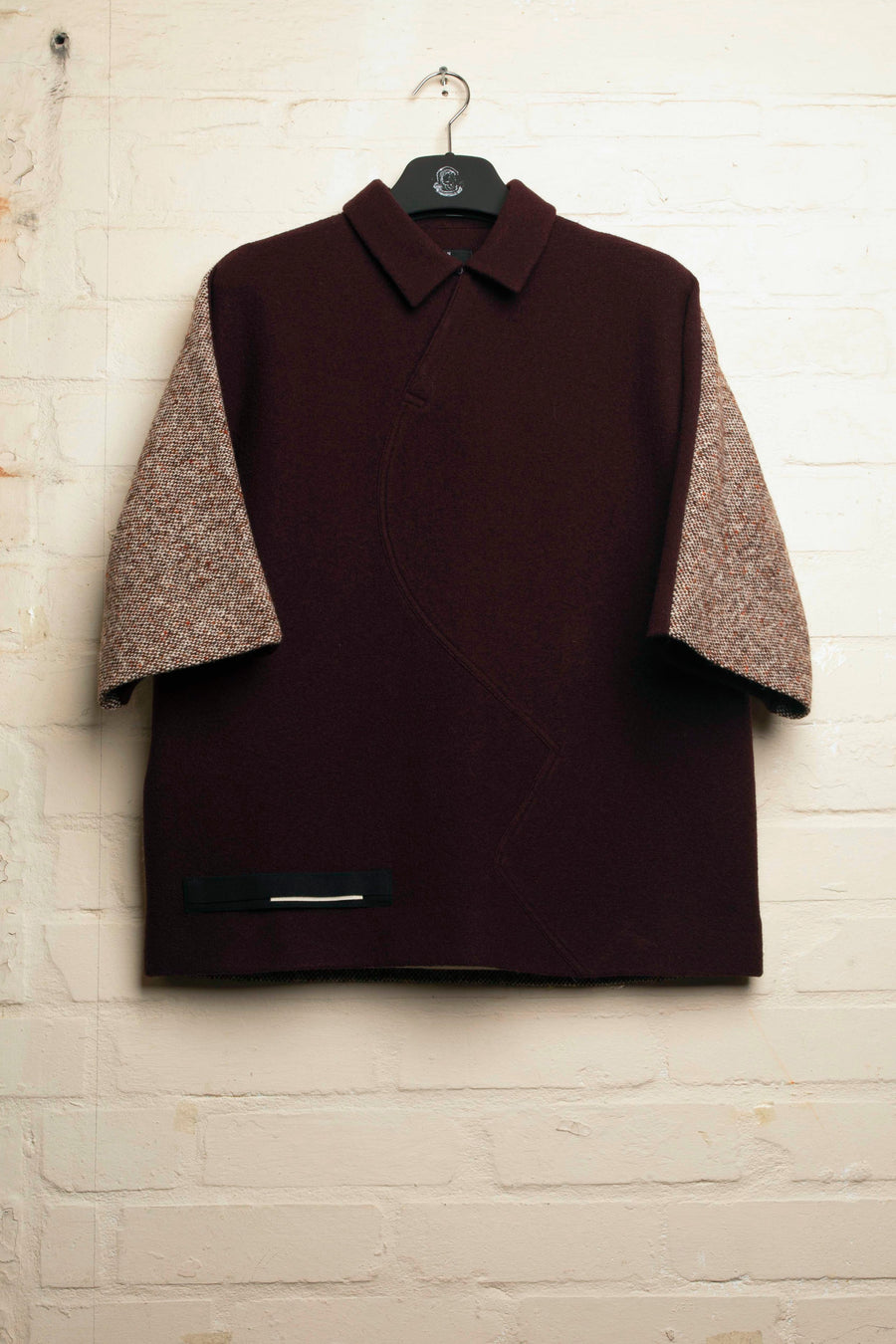 TORI – ENGLISH TWEED BACK TOP