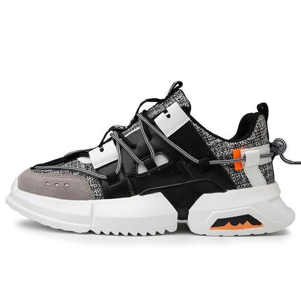 [LIMITED EDITION] 'Alternator' Sneakers URBAN INFLUX Blackout 6.5