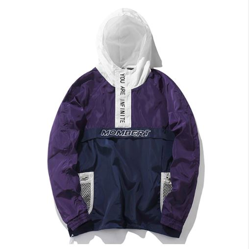 INFINITE Hooded Jacket URBAN INFLUX