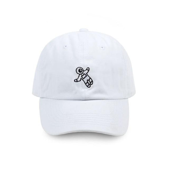 Astronaut Dad Hat URBAN INFLUX White
