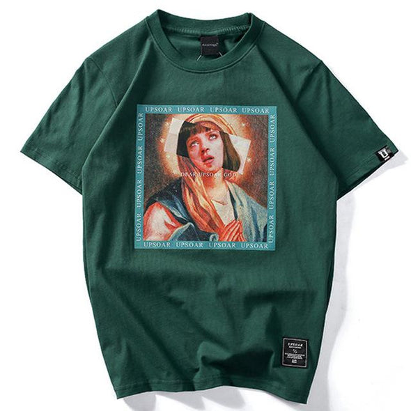 OD Mary T-Shirt URBAN INFLUX Green S