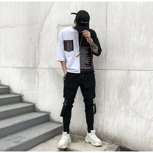 Strapped Tech Joggers URBAN INFLUX