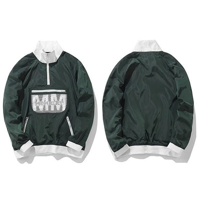 K-ROO Jacket URBAN INFLUX Green M