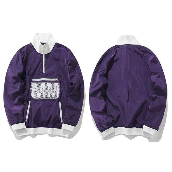 K-ROO Jacket URBAN INFLUX Purple M