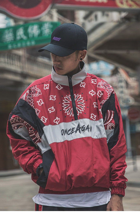TIBET Retro Jacket URBAN INFLUX