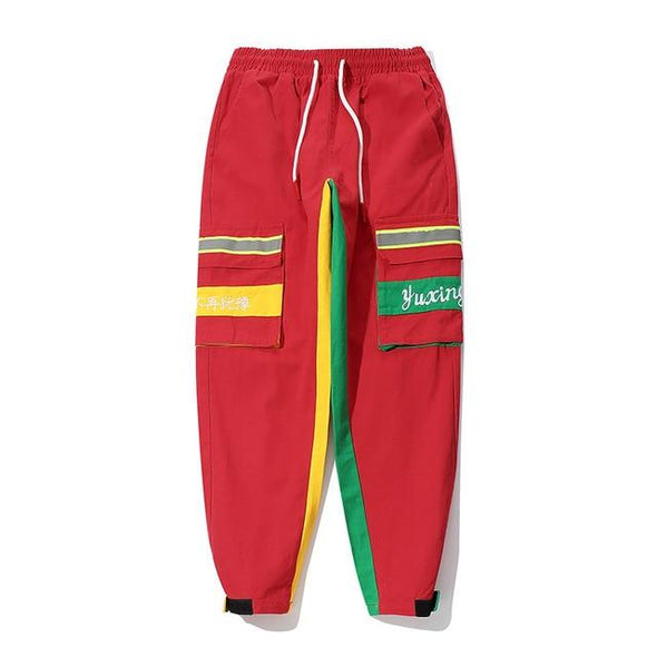 PARADE Joggers URBAN INFLUX Red L