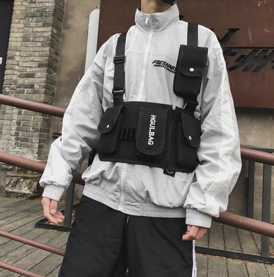 TRIDENT Tactical Triple Chest Rig URBAN INFLUX