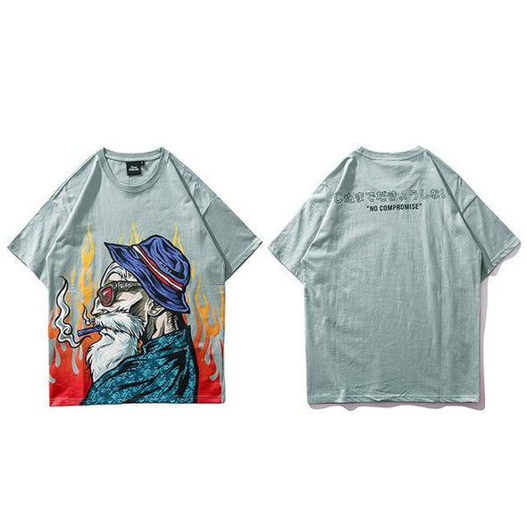 POPS T-Shirt URBAN INFLUX Gray L