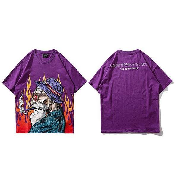 POPS T-Shirt URBAN INFLUX Purple L