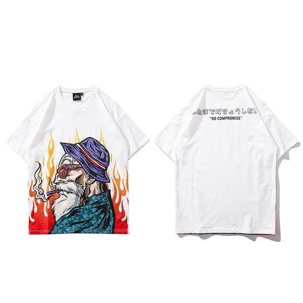 POPS T-Shirt URBAN INFLUX White L