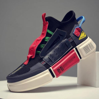RDEMON Sneakers URBAN INFLUX Black 39