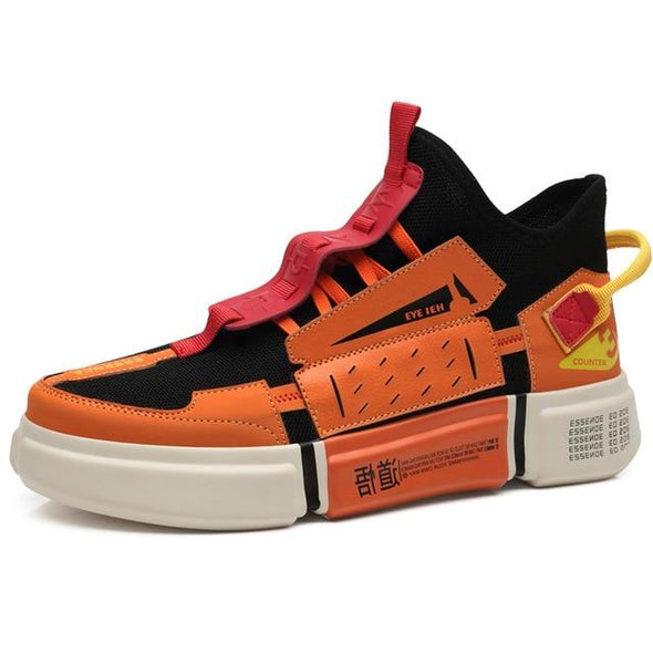 RDEMON Sneakers URBAN INFLUX Yellow 39