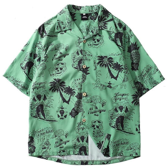 Palm Beach Shirt URBAN INFLUX