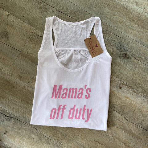 Mama's Off Duty Vest