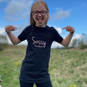 Sassy Organic Cotton Kids T-shirt