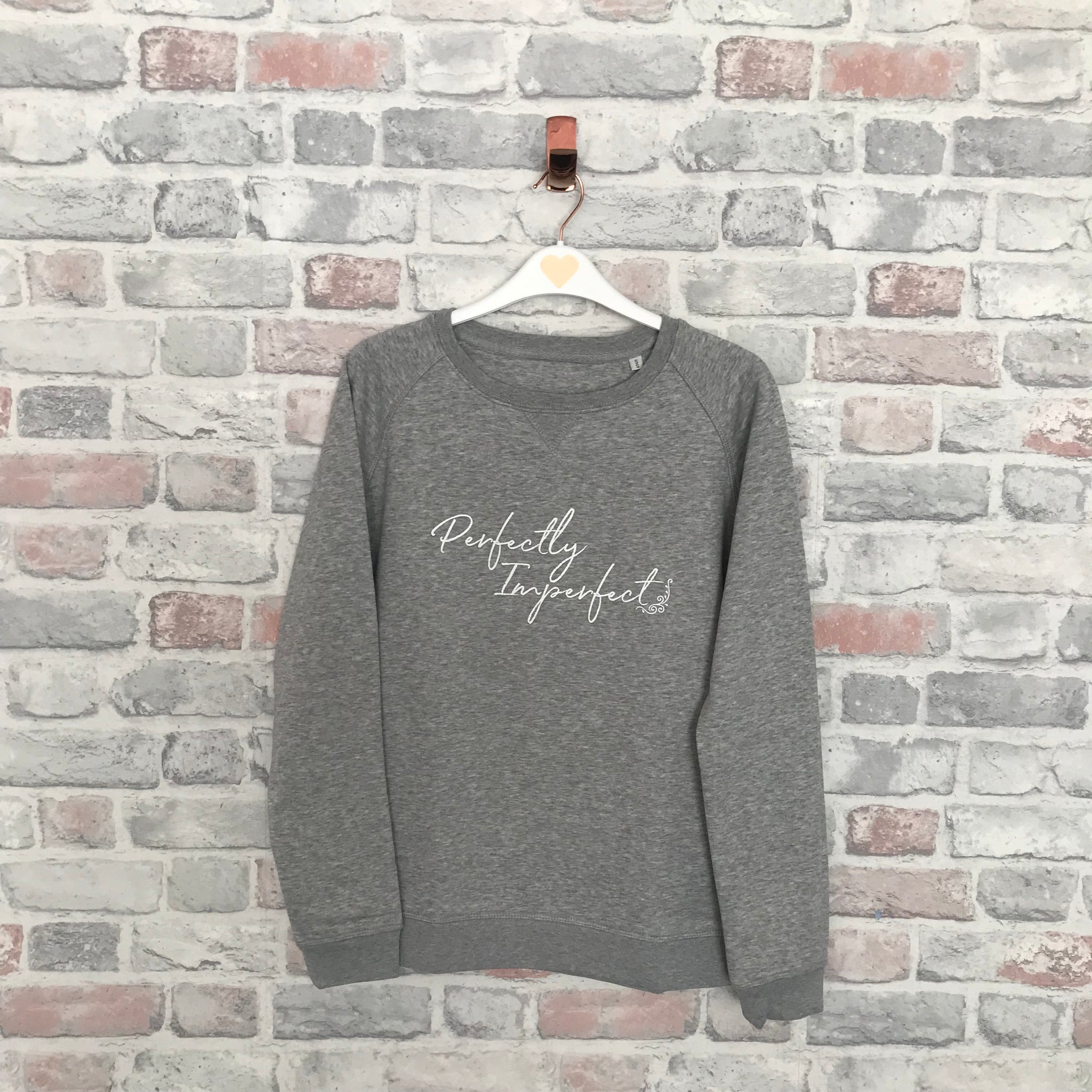 Perfectly Imperfect Sweatshirt