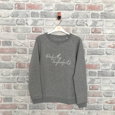 Perfectly Imperfect Organic Cotton Sweatshirt
