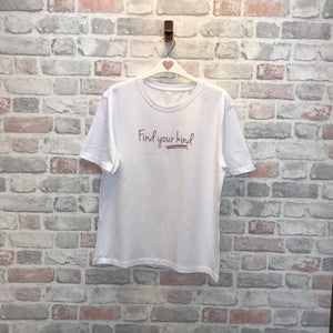 Find Your Kind Organic Cotton T-shirt
