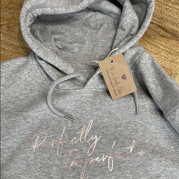Perfectly Imperfect Organic Cotton Hoodie