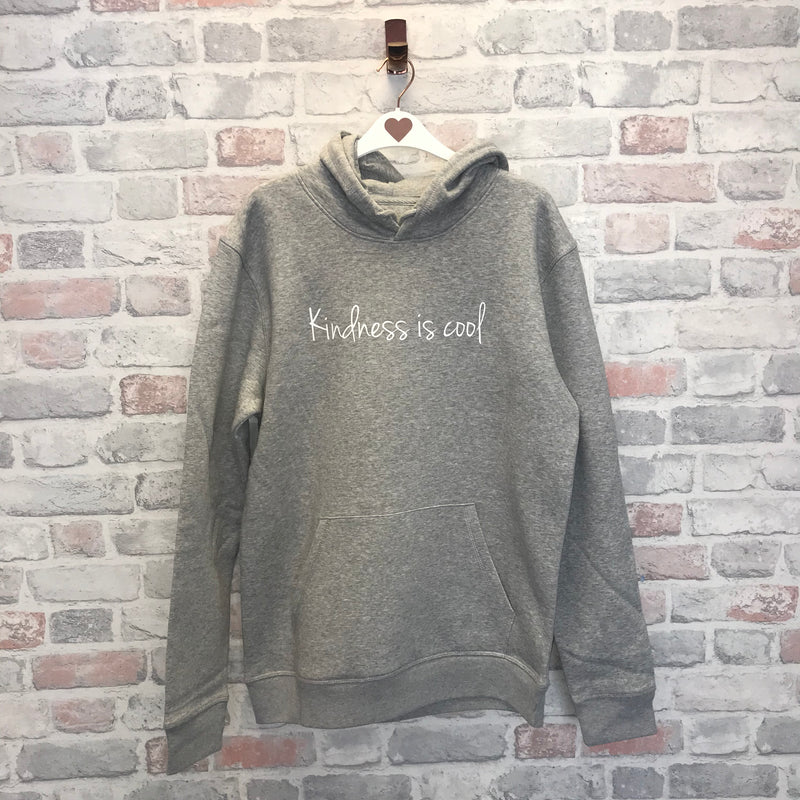 Kindness is cool Hoodie