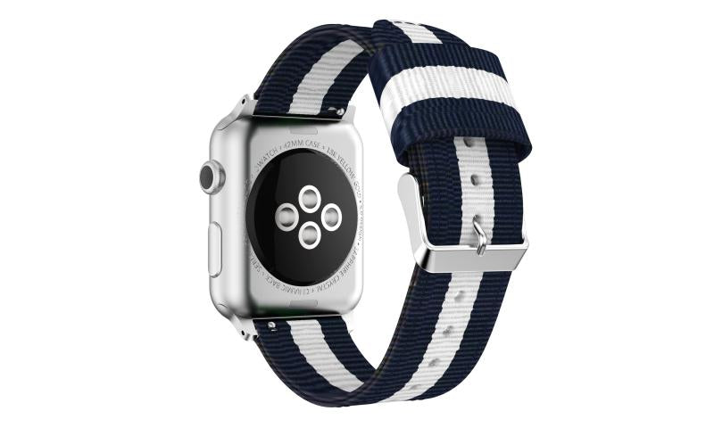 'Sea-Master' Nato / Zulu Style Band for Apple Watch