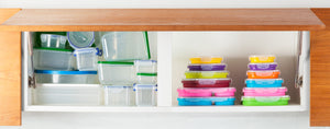 Flat Stacks transforms your cupboards from cluttered and chaotic to an organised bliss