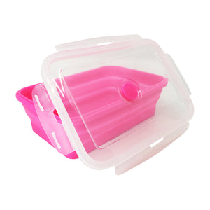 Lid for Pink Rectangle > 1500ml