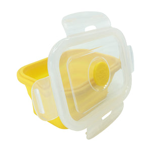 Lid for Yellow Rectangle > 350ml