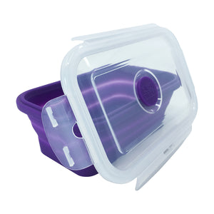 Lid for Purple Rectangle > 540ml
